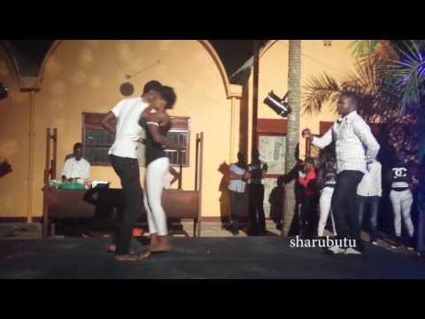 ART SOCIETY AT IUEA DANCERS UGANDA PART 3 INDIAN Moves (DOCH MUSIC)