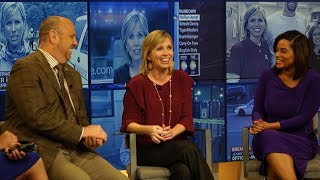 Jennifer Leslie says goodbye to 11Alive team