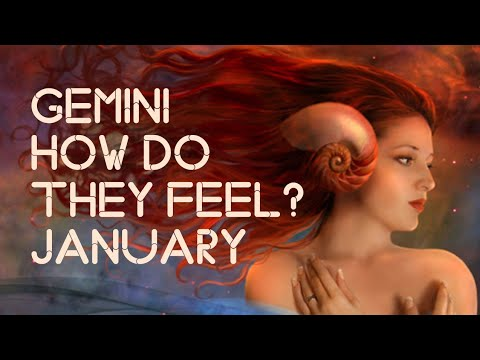 Gemini How Do They Feel? January 2020 - Stressing Out Over This Situation...