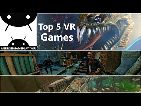Top 5 Best Android VR Games 2015