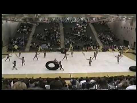 Full Circle's 1998 Premiere Winterguard Performance