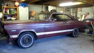 1967 Ford Fairlane 500, under construction, Part 1