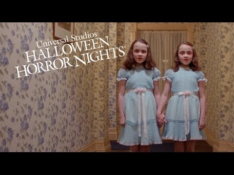 the shining coming to halloween horror nights 2017 - The Shining Halloween