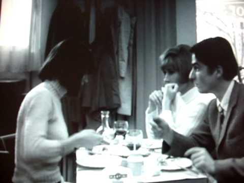 Masculin feminin (Il maschio e la femmina) di Jean-Luc Godard (1966)
