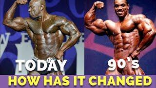 Flex Wheeler On The Evolution of Bodybuilding Training