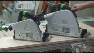 festool ts 55 and ts 75 saw differences video
