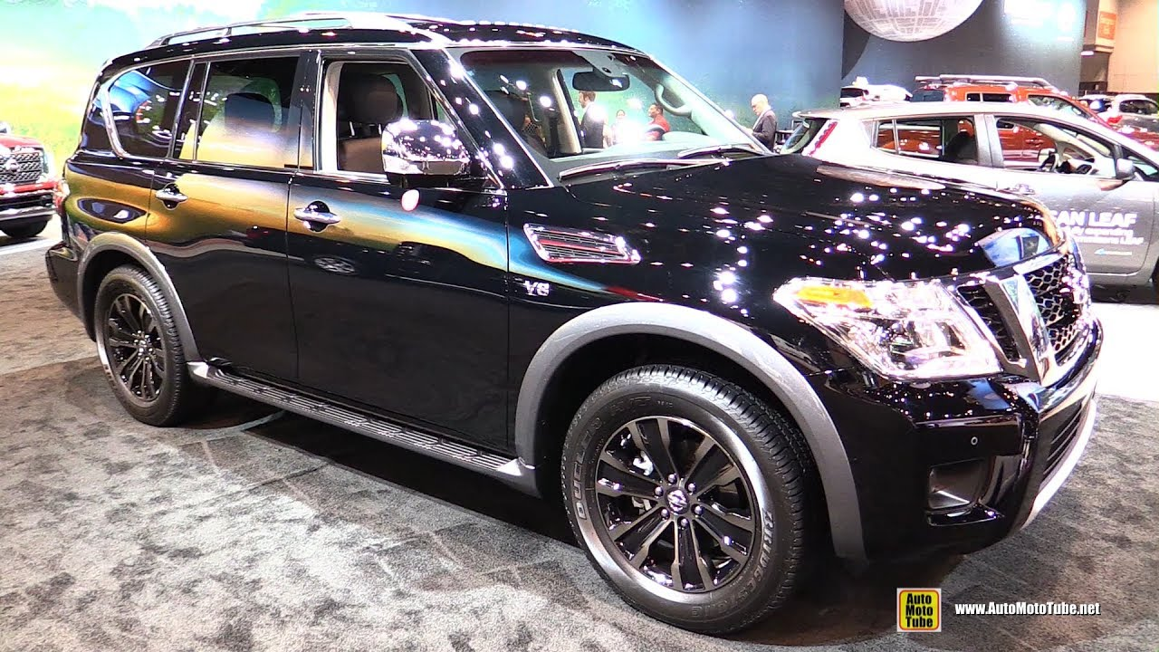 2017 nissan armada platinum exterior and interior - 2015 nissan armada platinum interior ...