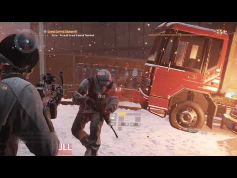 THE DIVISION : Mission   GRAND CENTRAL STATION
