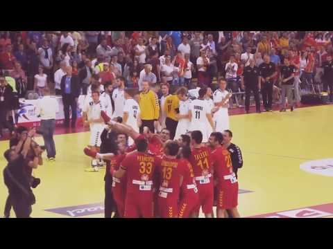 Macedonia vs the Czech Republic highlights EQ Croatia 2018