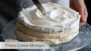 Frozen Lemon Meringue