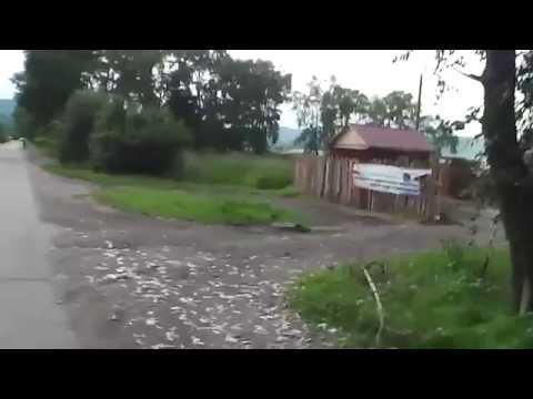 Иркутская область.Слюдянка (прогулка по окрестностям Байкала)