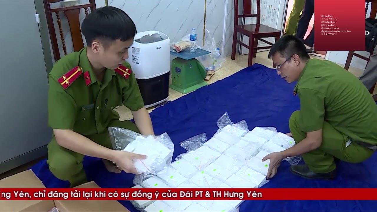 Hưng Yên:Tiếp tục đấu tranh mở rộng chuyên án vận chuyển 19kg ma túy