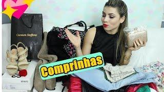 Fashion - Comprinhas Nacionais - Fashion Haul | Paloma Soares