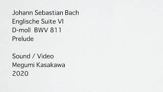 Johann Sebastian Bach: Englische Suite VI  BWV 811