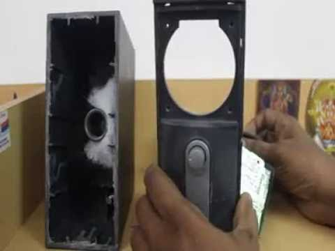 Inside Bose companion 2 Series II, disassembly and opening - YouTube