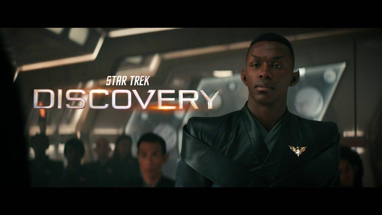 STAR TREK: DISCOVERY - Season 3 Episode 7: