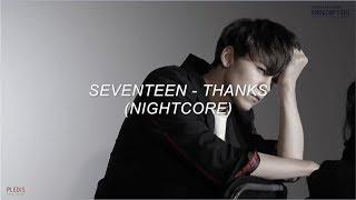 Baixar NIGHTCORE - SEVENTEEN(세븐틴) - 고맙다(THANKS)