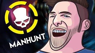 DARK ZONE GOLD MANHUNT STATUS! - The Division 2 Funny Moments!