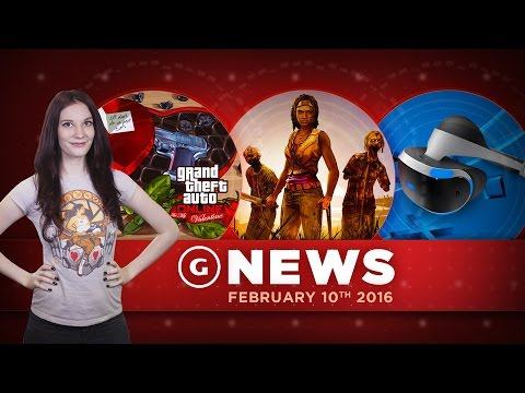 Leading PlayStation VR Dev Quits & New Free GTA Online Update Revealed! - GS Daily News