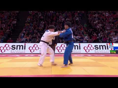 Hashimoto (JPN) @ 2019 Paris Grand Slam