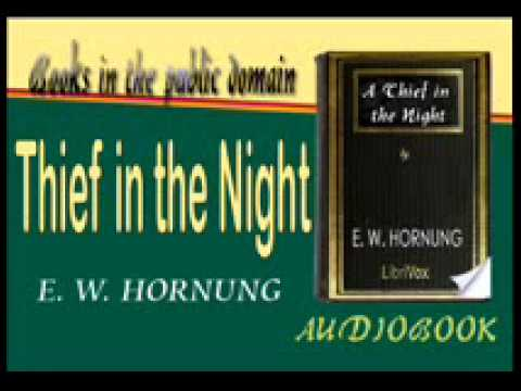 A Thief in the Night Audiobook E. W. HORNUNG Mp3