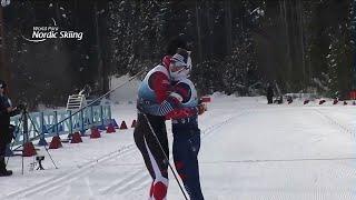 Benjamin Daviet | Men's Biathlon Individual | World Para Nordic World Champs | Prince George 2019