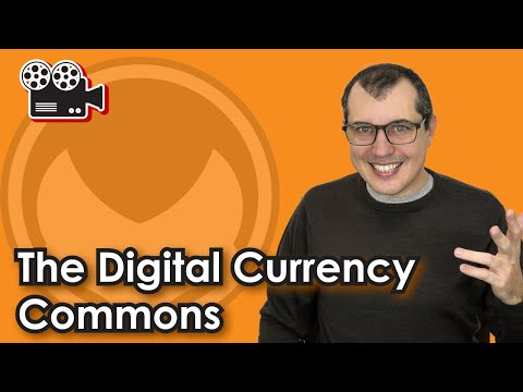 The Digital Currency Commons
