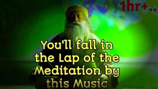 Best Sadhguru meditation music from isha, 1hr plus.. !! You'll love meditation with this! screenshot 2