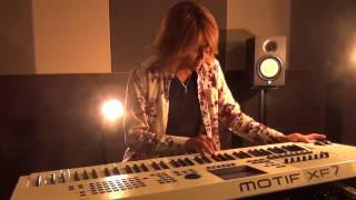 シンセサイザー MOTIF XF 『アーティストが作るMOTIF XFの音』