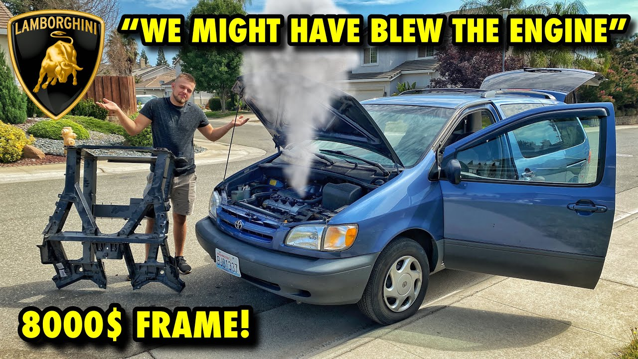 HUNTING For A LAMBORGHINI HURACAN Frame! [Part 4] (BMW M4 GIVEAWAY SNEAK PEEK???)
