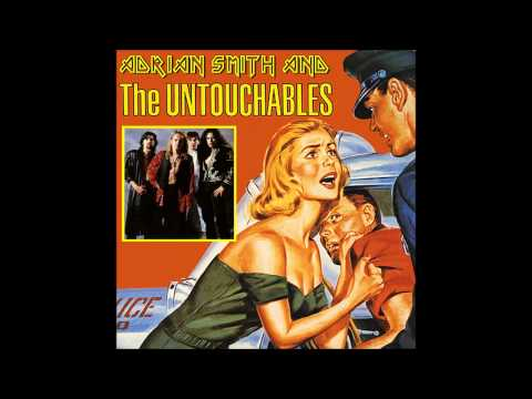Adrian Smith and The Untouchables - Singing The Blues