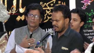 Day 1 l Anjuman e Sajjadiya   3 l Sah Roza Majalis l Sajjad Bagh l Lucknow l 2016 17 l 1438 Hijri