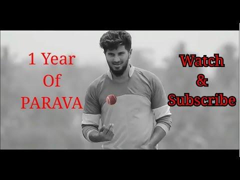 Parava | 1 Year Of Parava💜 | Whatsapp Status | Dulquer Salmaan | Soubin | Naam Onnay Kannum Lookam