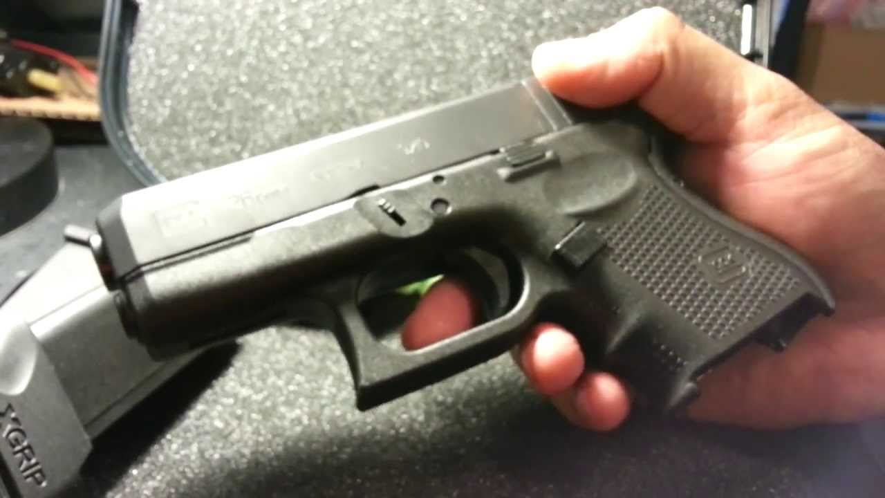 Why I Bought A Glock 26 Gen 4 Instead Of A Gen 3 Youtube