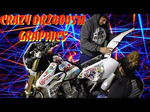 NEW SUPERMOTO GRAPHICS !!