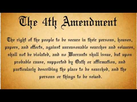 4th Amendment vs. Patriot Act