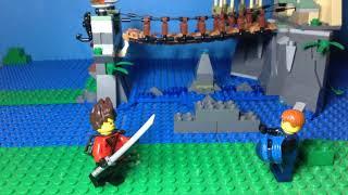 Lego Ninjago Jay Vs Kai