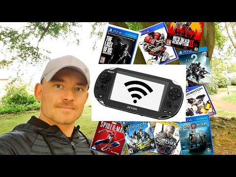 Play PS4 Games Miles Away From Home With PS Vita Remote Play Via Your 4G Phone