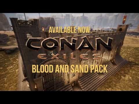 Conan Exiles - Blood and Sand Trailer | OnRPG