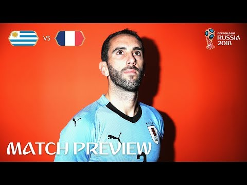 Diego GODIN (Uruguay)  - Match 57 Preview - 2018 FIFA World Cup™