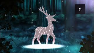 3D Deer Avee Player template