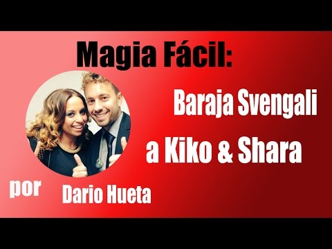 Baraja Svengali Pro Corte Preciso - Top Secret video