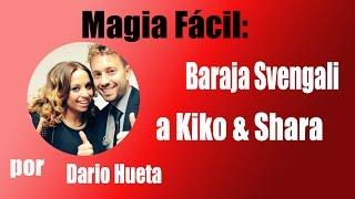 Vídeo: Baraja Svengali Pro Corte Preciso - Top Secret
