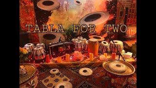 Aan Qadar Mastam performed by Tabla for Two