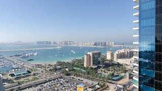 Princess Tower Dubai Marina 1 bedroom for Rent (worlds tallest residential tower)