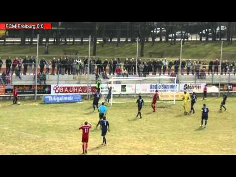 FC Memmingen - SC Freiburg II Regionalliga Süd