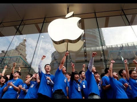 Apple's Next Game Change? Television.