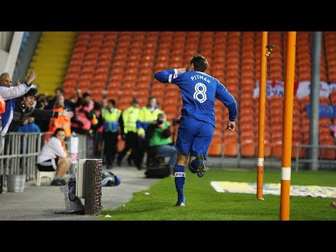 Highlights: Blackpool 2-3 Portsmouth