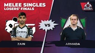 Video Zain vs Armada - Melee Singles: Losers' Finals - Smash Summit 6 download MP3, 3GP, MP4, WEBM, AVI, FLV November 2018