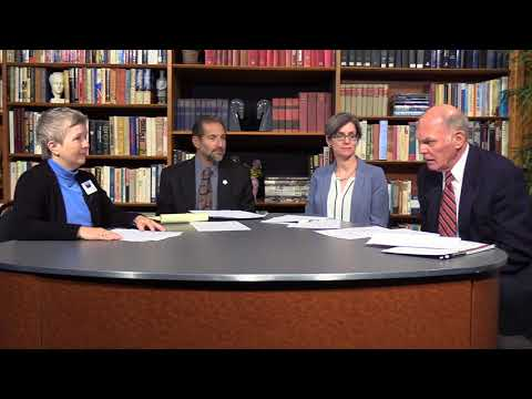 Property Tax Ballot Referendum with League of Women Voters President Roberta Winters & Guests